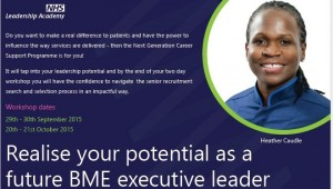 BME Nurse Leaders - Leadership Academy