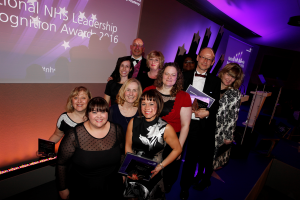 NHS awards winners 2016
